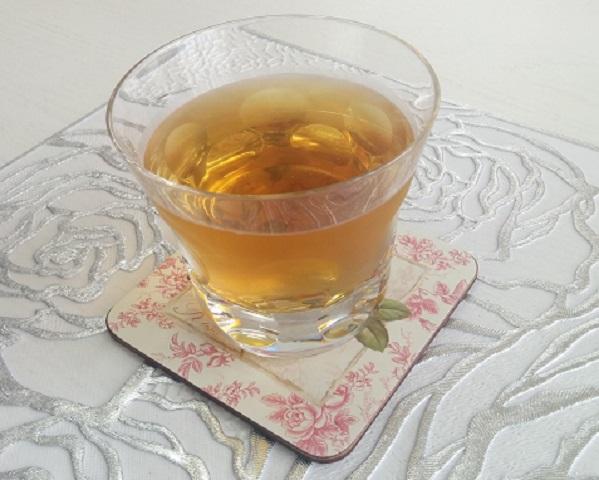 癒しのコルギサロン_ごぼう茶