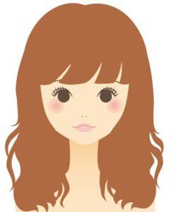 癒しのコルギサロン_巻き髪