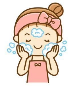 洗顔癒しのコルギサロン_泡