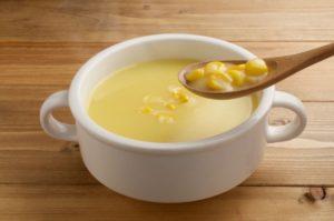 癒しのコルギサロン_スープ