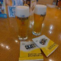 癒しのコルギ_20190904_ビール3
